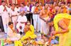 Trikala Gurupuje rituals at Gokarnanatheshwara Temple Kudroli, Fab 11