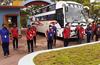 Stranded Navodaya students returned from UP