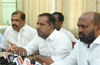 Khader questions silence of MP Nalin on Vijaya Bank merger issue