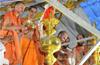 Suvarna Gopura at Sri Krishna temple, Udupi, dedicated