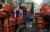 LPG prices reduced by over Rs 60 per cylinder, no major change in petrol, diesel rates