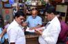 Officials of Mangaluru City Corporation raid shops