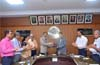 MoU  between Mangalore University & NITTE (Deemed to be University)
