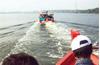 Backwater tourism takes off on Phalguni River