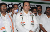 Udupi : Pramod Madhwaraj files nomination as Congress - JD(S) candidate