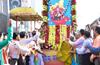 Colourful Rajyotsava procession enthrals public