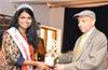 Rejoyce Mustard Garden Trust donates Academic Subjects Artwork to Anegudde school, Valpadi