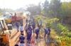 Week 5 Shramadan, RK Mission Swacchata Abhiyan, January 6