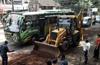 �Road repair and Swacch Bharath Abhiyan� at Kulshekar by ICYM