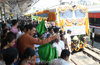 MP Nalin Kumar Kateel flagged off Yesvantpur Tri-Weekly Express