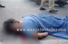 Speeding car fatally knocks down woman at Kallapu