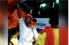 Saffron activist's death threat to Mithun Rai ; video viral