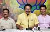 District BJP chief dubs ex-DC Sasikanth Senthil as 'anti-national'