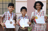 Carmel students win laurels in State Karate Championship