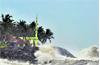 50 houses in Ullal in danger : coastal erosion threat