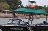 National flag hoisted upside down : action sought against boat owner
