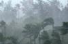 Heavy rains in coast; 1 dead in lightning strike