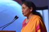 Nirmala Sitharaman roots for upholding value system at Udupi darbar