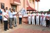 Mangaluru  : KSHEMA, KSRP jointly organise Diabetes Walk