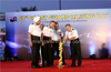 Coast guard troops get together on 43rd raising day celebrations
