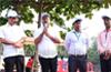 Mangaluru River Festival flagged off by Minister U.T. Khader