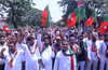 Mangaluru : SDPI candidate  Ilyas Mohammad Thumbay files nomination