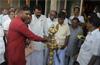 Mangaluru :  Gandhi-150 Chintana Yatra commences from Brahma Baidarkala Garadi