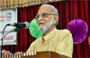 Mere slogan shouting will not aid development :  Poet Satyanarayana Rao