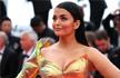 Aishwarya Rai Bachchan shines in metallics at Cannes Film Festival