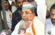 Siddaramaiah, Dinesh Gundu Rao detained during protest against Bidar sedition case