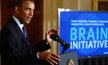 Obama launches $100 mn BRAIN initiative to beat India, China