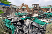 Hundreds of huts of �illegal Bangladeshi immigrants� razed in Bengaluru, turns out all are Indians