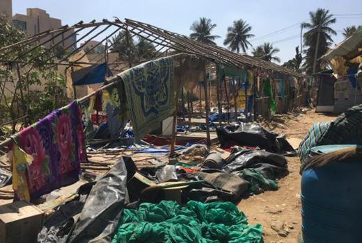 Labelled �Bangladeshi�, homes razed: Hundreds displaced in Bengaluru