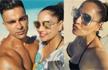 Beach photos of Bipasha Basu with Karan Singh Grover goes viral on social media