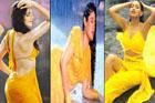 Bollwood stars who did sexy rain dance on screen