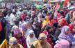 Amid Corona fears, thousands protest against CAA in Chennai