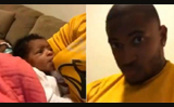 Man breastfeeds baby in adorable viral video