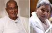 In Deve Gowda�s Post-Mortem of Congress-JD(S) Coalition Govt's Fall, Siddaramaiah Turns Lead A