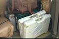 EVM and VVPAT units recovered at a hotel in Muzaffarpur, Bihar