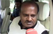 As Lawmakers pull out HD Kumaraswamy says,