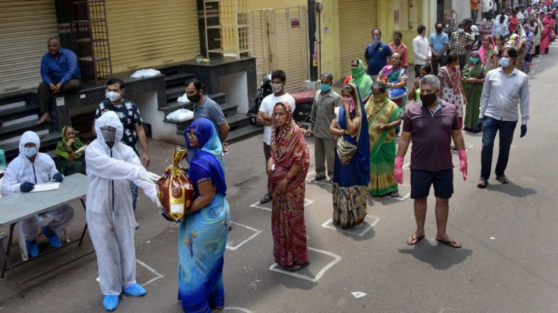 COVID-19: Cases in India stand at 2,902, death toll rises to 68