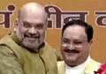 JP Nadda, trusted Modi-Shah lieutenant is new BJP President