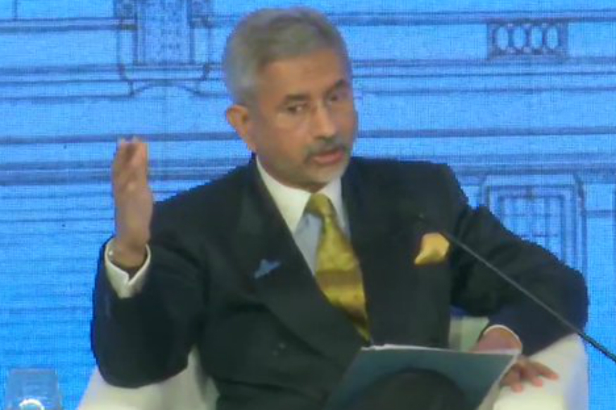 India and China don't have a choice nut to get along with each other: Jaishankar