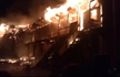 28 Shops, house gutted in fire in Jammu & Kashmir's Ramban district