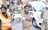 Hilarious video of Kerala police drone dispersing men violating lockdown