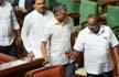 New benchmark in �immoral politics�: Kumaraswamy ahead of trust vote