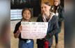 8-Year-old Licypriya Kangujam, a star at COP25 Global climate summit