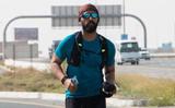 Keralite runs from Abu Dhabi to Dubai in 27 hours