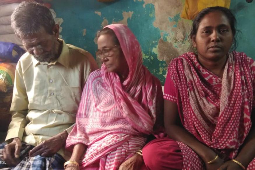 Elderly couple in Kolkata Await �Foreigner� son�s release from Assam NRC detention
