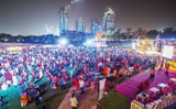 Indian expats celebrate Navratri in Dubai